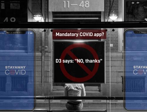 Odgovornost covid19 aplikacije