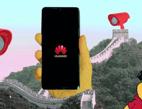 Huawei in kupovanje medijskega vpliva