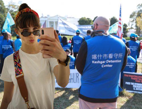 Huawei vplivneži in človekove pravice